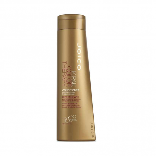 Joico K-Pak Color Therapy Conditioner to preserve colour and repair