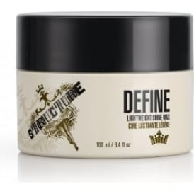 Define - Lightweight Shine Wax