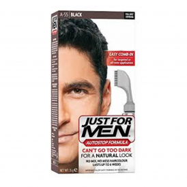 Just For Men AutoStop Haircolour Black (A55)