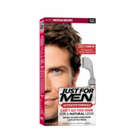 Just For Men AutoStop Haircolour Medium Brown (A35)