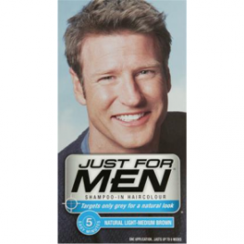 Just For Men Haircolour Light Medium Brown (H-30)