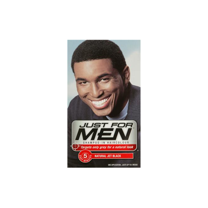 Just For Men Shampoo In Haircolour Jet Black (H60)