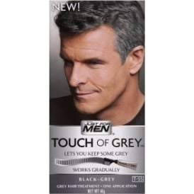 Just For Men Touch of Grey Black/Grey (T-55)
