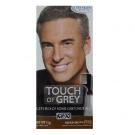 Just For Men Touch of Grey Medium Brown/Grey (T-35)