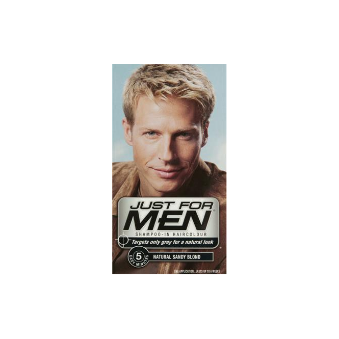 Just For Men Haircolour Sandy Blonde (H10)