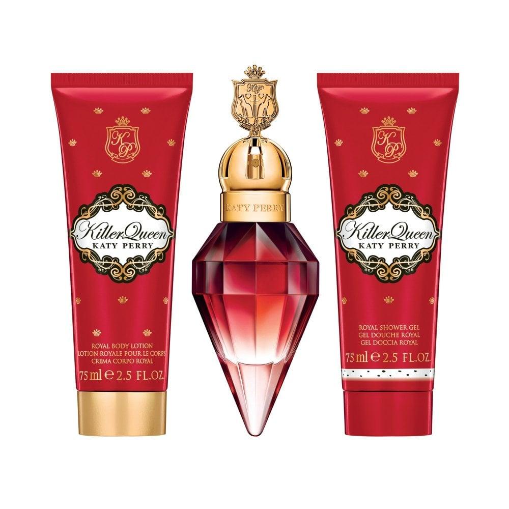 Katy Perry Killer Queen Gift Set 30ml