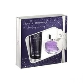 Kylie Minogue Dazzling Darling Gift Set – 30ml EDT & 200ml Body Lotion