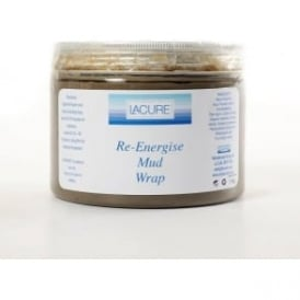 La Cure Make Me Re-Energise Body Mud Wrap 1kg