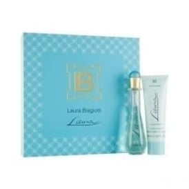 Laura Biagiotti 25ml Eau De Toilette Gift Set