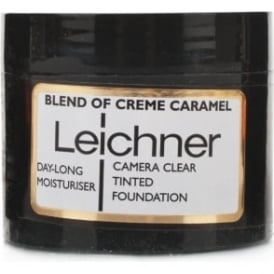 Leichner Camera Clear Foundation - Blend of Crème Caramel