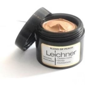 Leichner Camera Clear Foundation - Blend of Peach