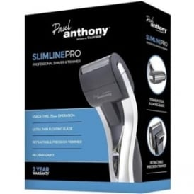 Lloytron H5016 Paul Anthony Slimline Pro Professional Shaver and Trimme
