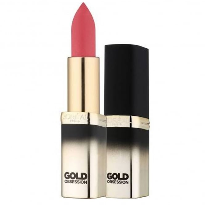 L'OREAL Gold Obsession Lipstick Rose Gold