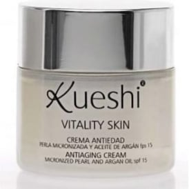 Kueshi Vitality Skin Anti-Aging Cream SPF 15 50ml