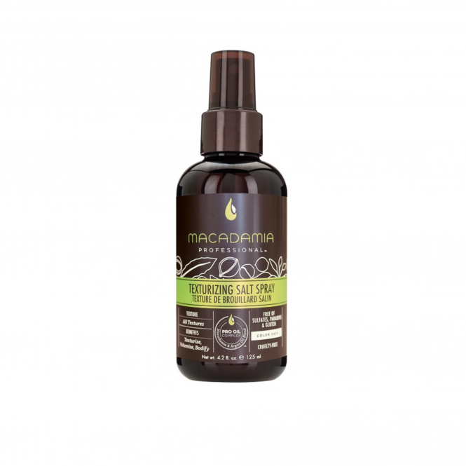 Macadamia Oil Texturizing Salt Spray
