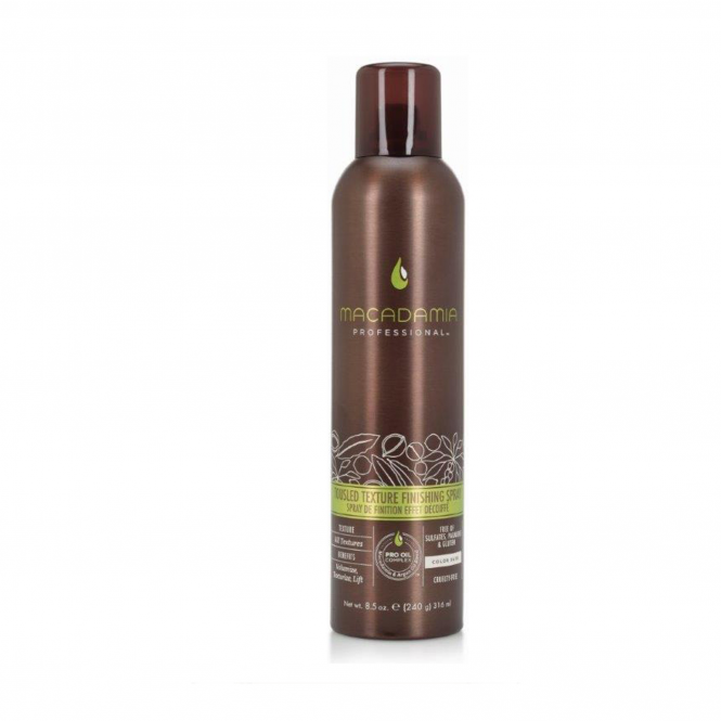 Macadamia Oil DISCONTINUED Tousled Texture Finishing Spray