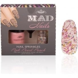 Mad Beauty – Mad Sprinkles Pink Pearl Punch