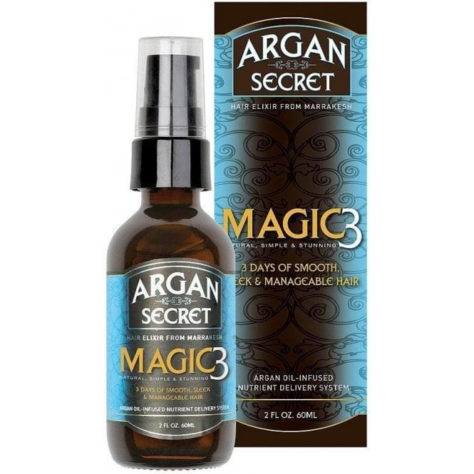 argan secret oil