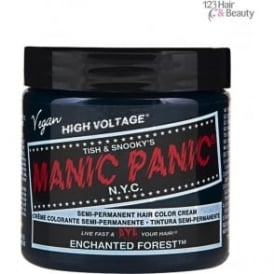 Manic Panic Semi–Permanent Hair Color - Enchanted Forest