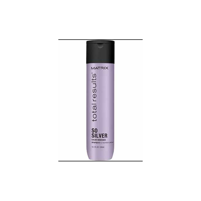 Matrix Total Results Colour Obsessed So Silver Shampoo