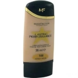 Max Factor Lasting Performance Make-Up – Honey Beige 108