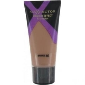 Max Factor Smooth Effect Foundation - Bronze 80