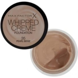 Max Factor Whipped Cream Foundation pearl beige 35