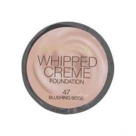 Max Factor Whipped Creme Foundation Blushing Beige 47