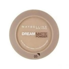 Dream Matte Powder Foundation - Golden Beige