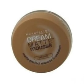 Maybelline Dream Matte Mousse- Fawn