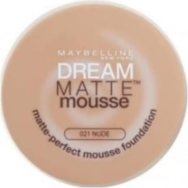 Maybelline Dream Matte Mousse - Nude