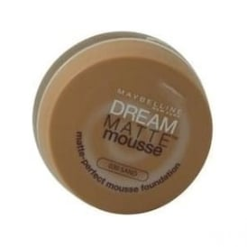 Maybelline Dream Matte Mousse- sand