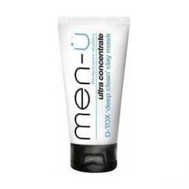Men-u D-Tox Deep Clean Clay Mask