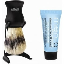 Men-U Pure Bristle Shave Brush