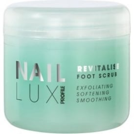Nail Lux Revitalise Foot Scrub