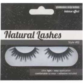 Natural Lashes – Style 02