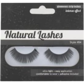 Natural Lashes – Style 04