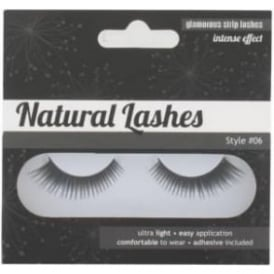 Natural Lashes – Style 06