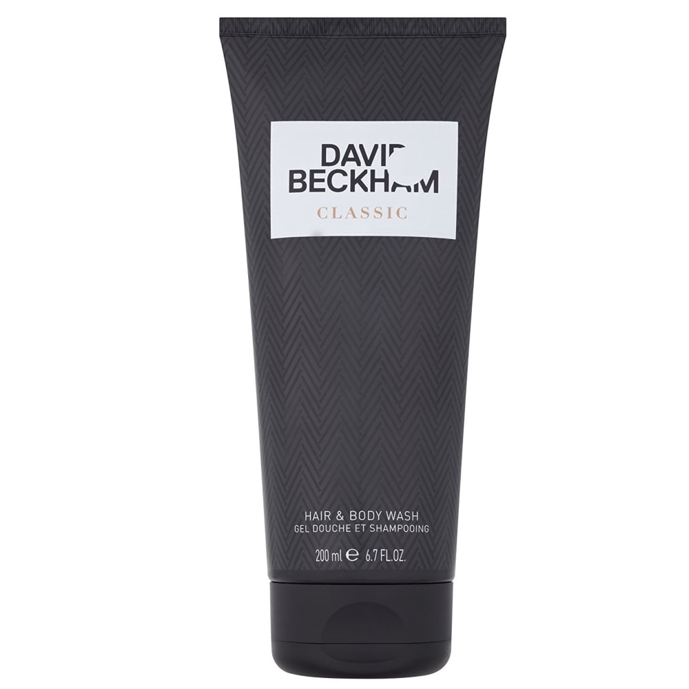 David Beckham Classic Hair Body Wash
