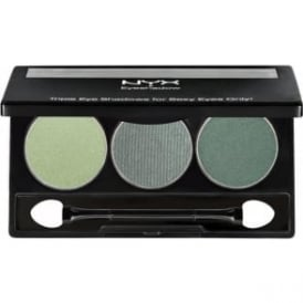NYX Trio Eye Shadow - Sweet Lagoon/Aqua/Ocean