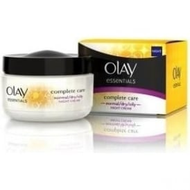 Oil of Olay Complete Care Night Cream