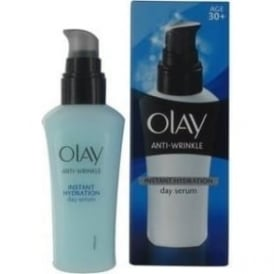 Olay Anti-Wrinkle Instant Hydration Anti-Ageing Serum (ages 30+)