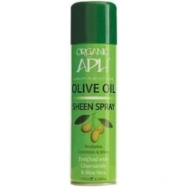 APH Organic Olive Oil Sheen Spray 175ml