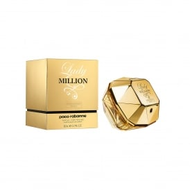 Lady Million Absolutely Gold Pure Perfume