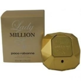 Lady Million Eau De Perfume Spray