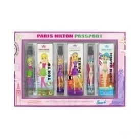 Paris Hilton Passport Mini Set