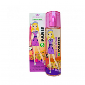Paris Hilton Passport Paris Spray
