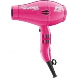 Parlux Advance Light Ceramic and Ionic Hairdryer - Pink