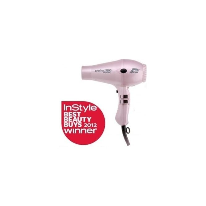 Parlux 3200 Compact Hair Dryer Pink