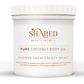 Lava Shells Shared Beauty Coconut Oil 250g